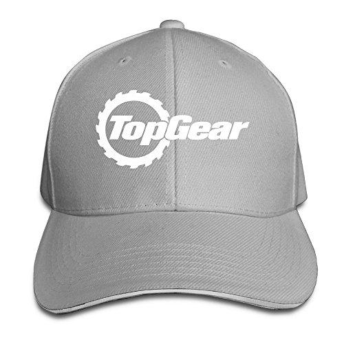 MaNeg Top Gear Logo Sandwich Peaked Hat & - Online Bvlgari Uk