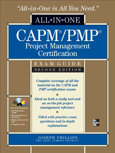 Download CAPM/PMP Project Management Certification All-in-One Exam Guide, Second Edition Pdf