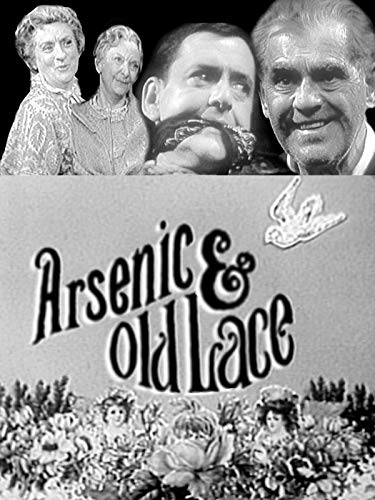 Arsenic & Old Lace (Grant Old Arsenic Lace Cary And)