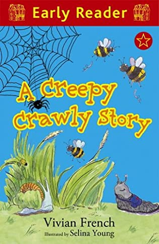 book cover of A Creepy Crawly Story