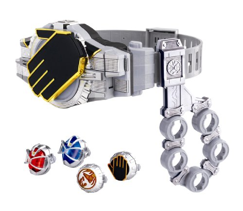 Kamen Rider Wizard DX Wizard Driver & Ring Holder Set by Bandai