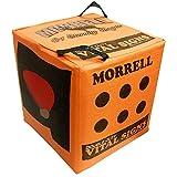 Morrell Double Duty Vital Signs Field Point Bag Cube Archery Target - Deer, Bear and Turkey Vitals