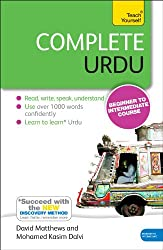 Complete Urdu Beginner to Intermediate Course: (Book and audio support) Learn to read, write, speak and understand a new language with Teach Yourself (Teach Yourself Language)