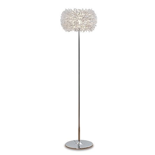 SCHULLER 581845 Xénia lámpara de pie blanco diámetro 39 cm: Amazon ...