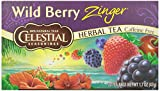 Celestial Seasonings, Tea, Wild Berry Zinger,  20 ct