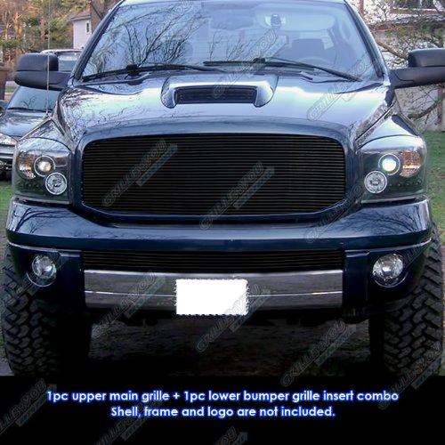 2008 dodge ram 1500 grill - 8