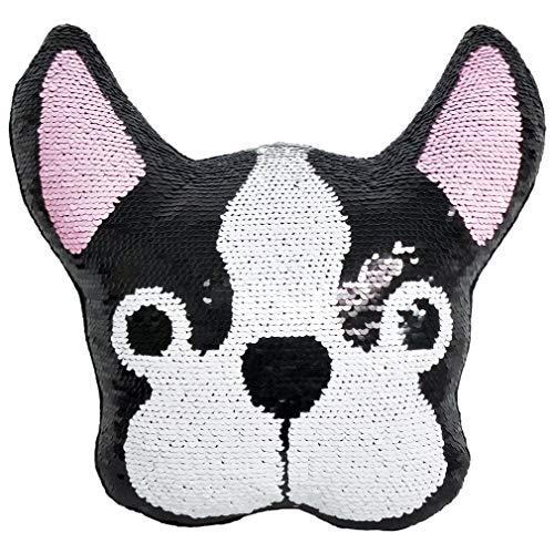 iscream French Bulldog Shaped 11.5