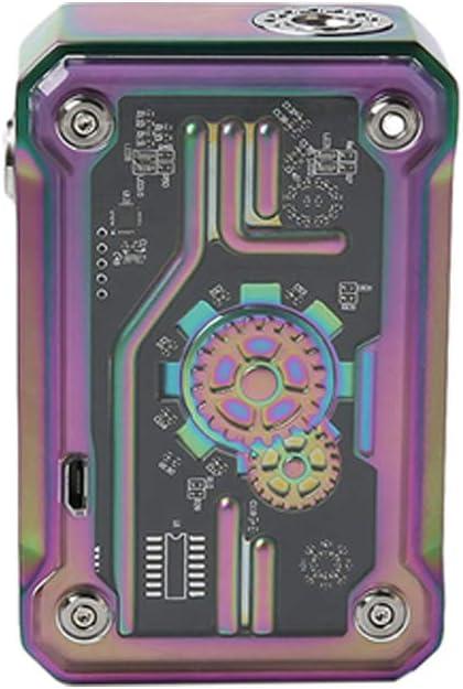 Tesla Punk 220W Mod Punk 220 Vape Teslacigs Vaporizador de cigarrillos electr/ónicos Soporte RTA RDA RDTA