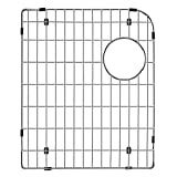 Transolid TSGRDO-L Stainless Steel Left Bowl Sink Grid for RTDO3322 and RUDO3120 Transolid Granite Kitchen Sinks