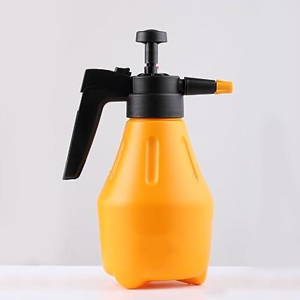 Regaderas Wddwarmhome color naranja Protección del medio ambiente Fabricación de plástico Jardinería Rociador de interior pequeño