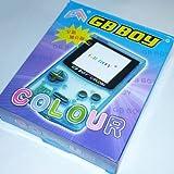 [CXD7440]昔懐かしいゲームをもう一度! レトロゲーム復活 GB/GBC ゲームボーイカラー互換機本体(ランダムカラー) 「GB BOY COLOUR」Dianziオリジナルバージョン