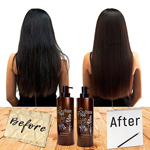 Buy shampoo for frizzy hair sulfate free