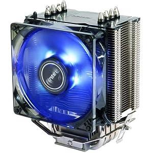 Antec A40 PRO Blue LED CPU Cooler Fan Compatible with: Intel 775/1150/1151/1155/1156/1366, AMD FM1/FM2/AM3/AM3+/AM2+/AM2…
