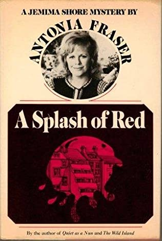 book cover of A Splash of Red