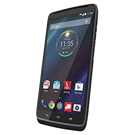 Motorola DROID Turbo XT1254, Black Ballistic Nylon 32GB (Verizon Wireless)