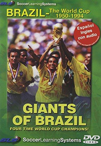 Giants Brazil Soccer History 1950 1994 product image