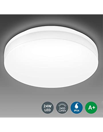 newest 1540b adbaa Amazon.co.uk | Bath Ceiling Lights