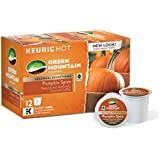 Green Mountain Coffee Limited Edition Pumpkin Spice 12 K-Cup Packs Keurig Brewing