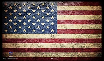 amazon com usa american flag mat trading card playmat for magic