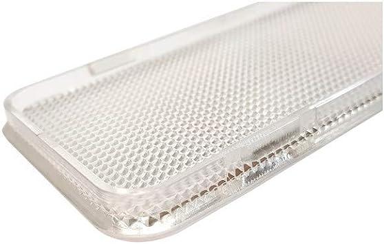 Cristal luz Campana extractora Teka 62X444mm TL1.62: Amazon.es: Hogar