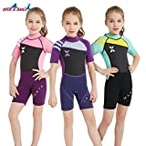 DIVE&SAIL Summer Short Sleeve One Piece Swimsuit