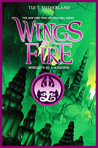 Assassin (Wings of Fire: Winglets #2) (Motherboard Assassin)