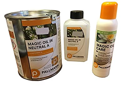 Pallmann Magic Oil 2K-Neutral