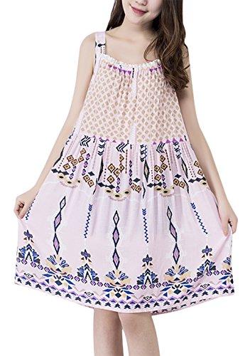 Cotton Nightdress Nightgown Nightwear Sleepwear