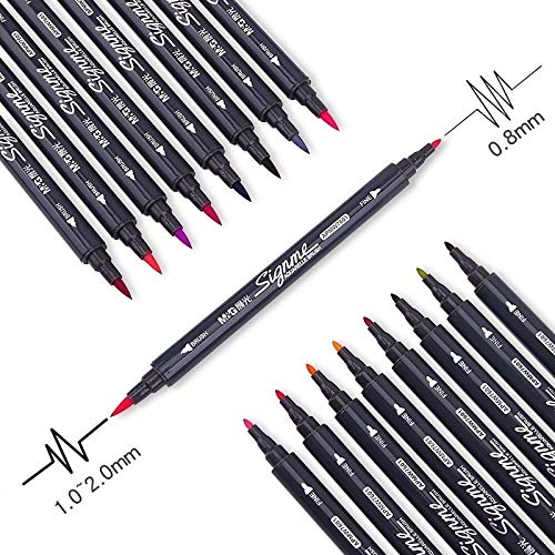 Vann92 12/18/24 Premium Soft Watercolor Brush Pen Flexible Tip Painting Brush Water Pens for Children Adult Black Holder Coloring