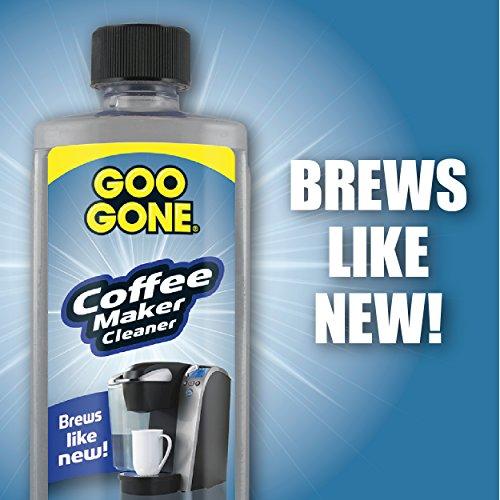 Goo Gone Coffee Maker Cleaner : Goo Gone Coffee Maker Cleaner, 8 Fluid Ounce New eBay