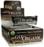 Lifestyle Evolution {Nugo} Bar, Nugo, Og, Dbl Dark Choc, 50-grams (Pack of 12) (12-pack)