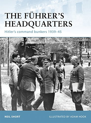 Bunker Hook (The Führer's Headquarters: Hitler's command bunkers 1939–45 (Fortress))