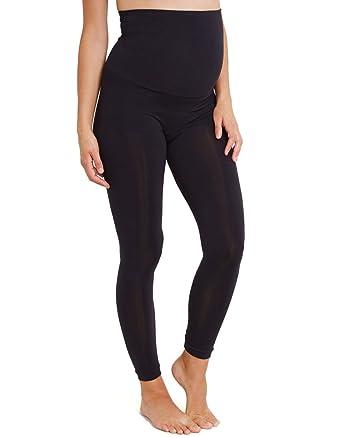 647bc27fb59c99 Emma Jane Womens Post Maternity Leggings size 14-16 in Black: Amazon.co.uk:  Clothing