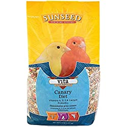 Sunseed Vita Sunscription Canary Diet, 2.5 Pounds