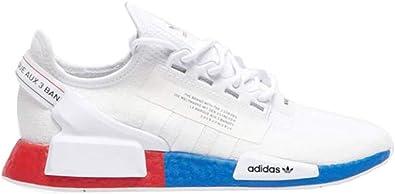 Contribución ceja Concentración  Amazon.com: adidas Originals NMD R1.v2 - Zapatillas de running para hombre,  estilo casual: Shoes