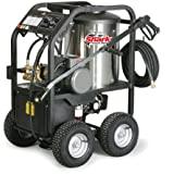 Shark STP-231007D 1,000 PSI 2.1 GPM 120 Volt Electric Hot Water Commercial Series Pressure Washer