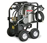 Shark STP-201507D 1,500 PSI 1.9 GPM 120 Volt Electric Hot Water Commercial Series Pressure Washer