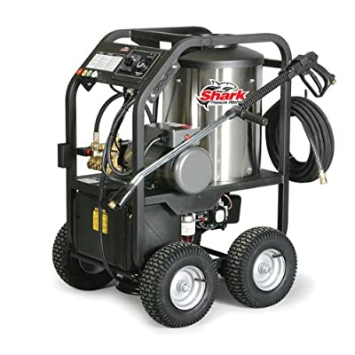 Shark STP-352007A Hot Water Commercial Series Pressure Washer