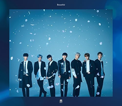 CD : Monsta X - Beautiful: Limited DVD Edition (Limited Edition, Japan - Import, 2 Disc)