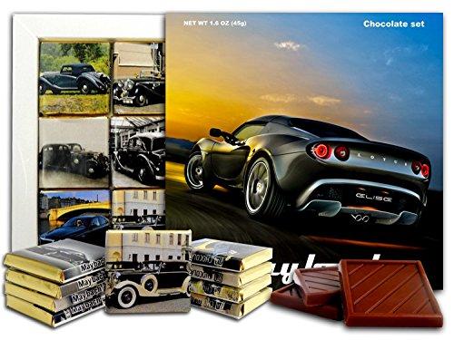 DA CHOCOLATE Candy Souvenir MAYBACH Chocolate Gift Set 5x5in 1 box - Guard Maybach