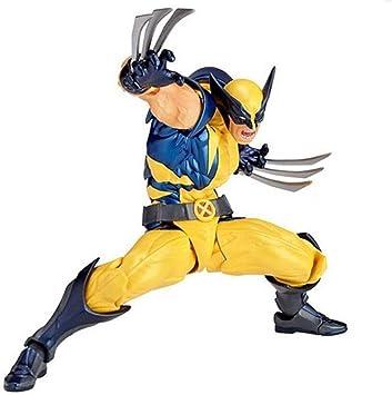 X-Men Wolverine Logan Howlett Action Figure Toy Model Statue Figurine New No Box