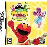 Sesame Street: Elmo's Musical Monsterpiece - Nintendo DS