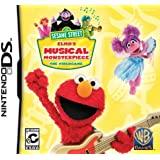 Sesame Street Elmo's Musical Monsterpiece