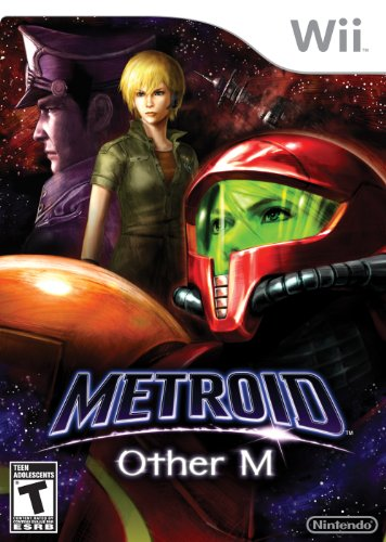 Metroid: Other M (Best Wii Fps Games)