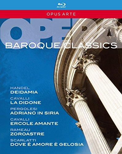 Baroque Opera Classics (Boxed Set, 7PC)