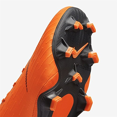 Adulto NIKE Pro Total Deporte Zapatillas 6 Multicolor 810 de FG Black Orange t Unisex Superfly xpwr8p