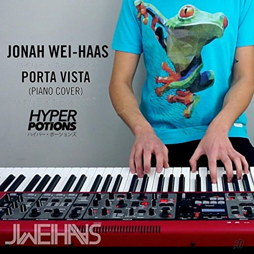 Porta Vista (Piano Cover) ()