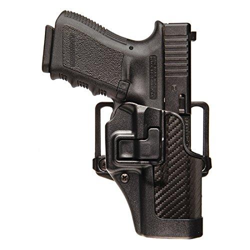 (Blackhawk SERPA CQC CONCEALMENT HOLSTER CARBON-FIBER FINISH - Colt 1911 Commander with or without)