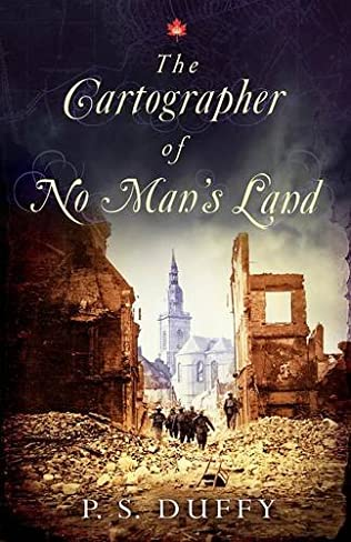 book cover of The Cartographer of No Man\'s Land