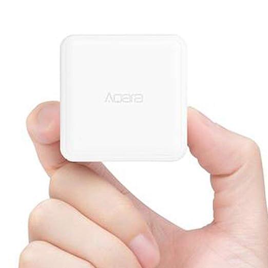 Xiaomi Mi Rubik aqara controlador zigbee Versión Seis Acciones Control para Smart Home Device trabajar con mijia Home App: Amazon.es: Industria, ...